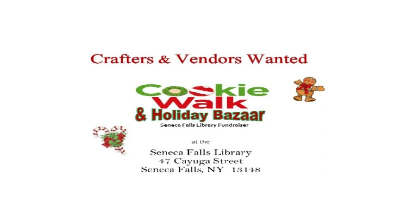 Crafters & Vendors Wanted
