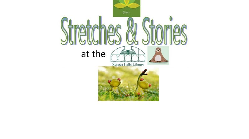 Stretches & Stories