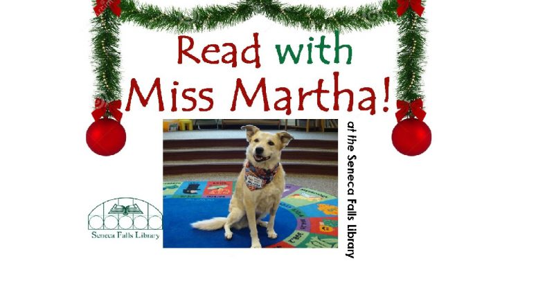 Read with Miss Martha!
