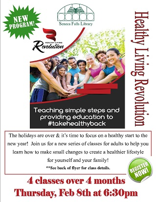 Healthy Living Revolution (Adult class)