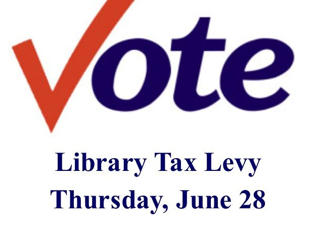 Library Tax Levy Vote