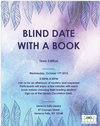 Blind Date with a Book (Teens)