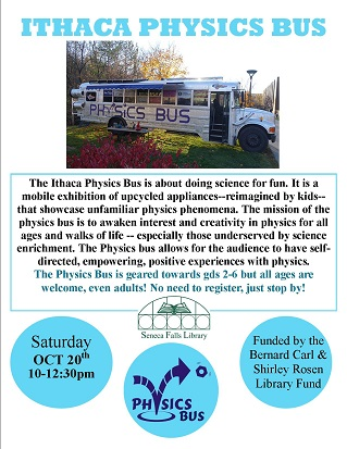 Ithaca Physics Bus