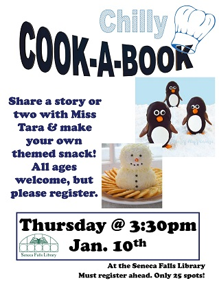 Chilly Cook-A-Book