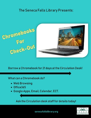 chromebooks for check out