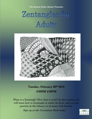 Zentangles for Adults