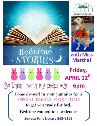 Bedtime Stories with Miss Martha