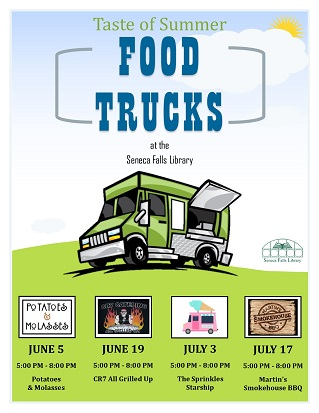 taste of summer food trucks