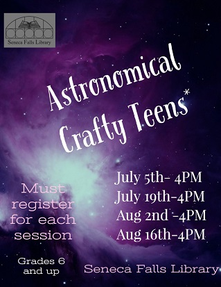 astronomical crafty teens