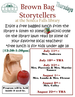 brown bag storytellers
