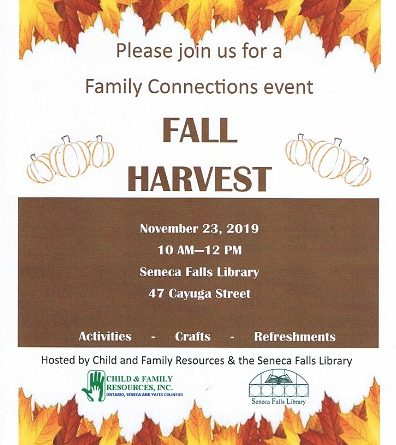 fall harvest event