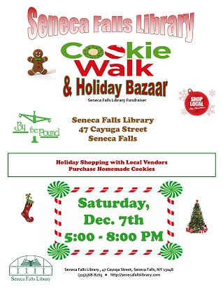 Cookie Walk & Holiday Bazaar