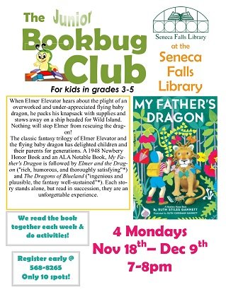 Junior Bookbug Club