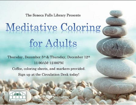 Meditative Coloring for Adults