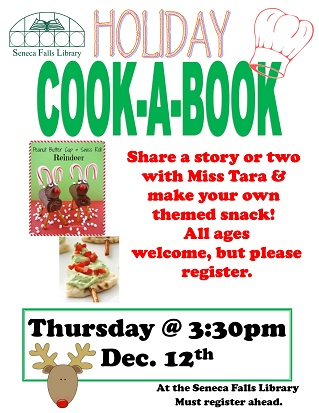 Holiday Cook-A-Book