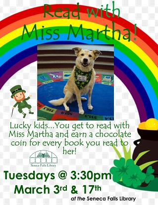 Read with Miss Martha