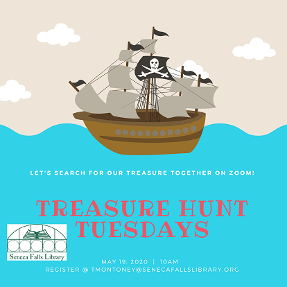 Treasure Hunt Tuesdays