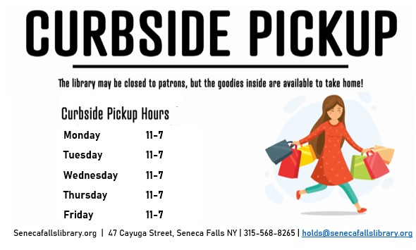 Join us for services curbside