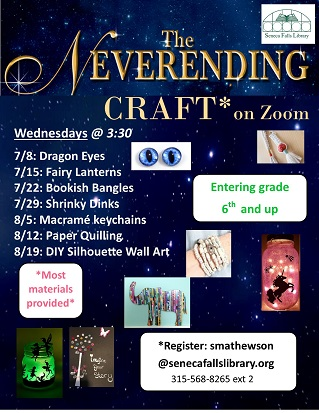 neverending craft