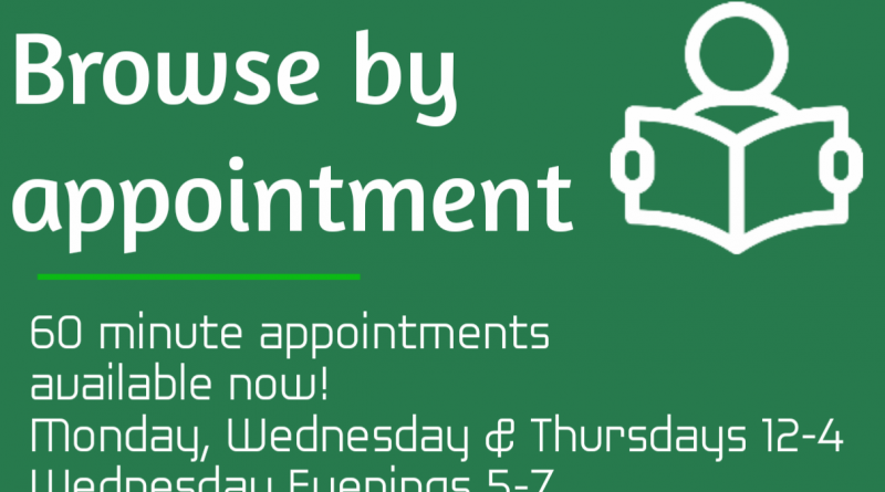 Browse By Appointment