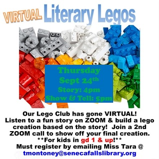 Virtual Literary Legos