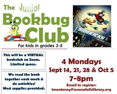 BookBugs Book Club