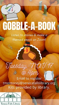 Gobble-A-Book