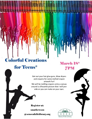 Colorful Creations for Teens