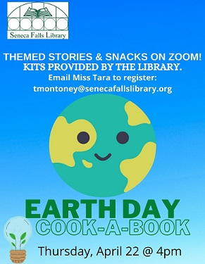 earth day cook a book