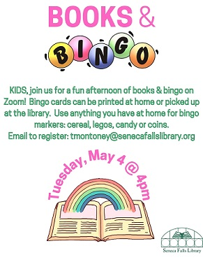 books and bingo