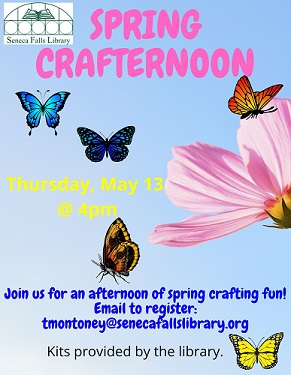 Spring Crafternoon