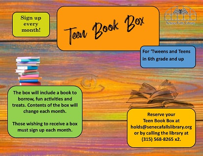 teen book box