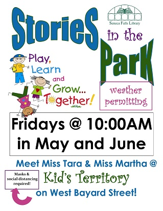stories in the park