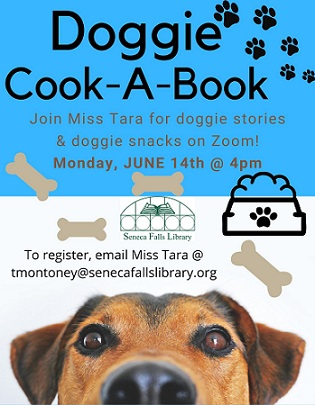 Doggie Cook-A-Book