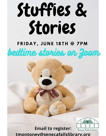 Stuffies & Stories